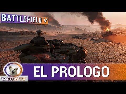 Battlefield V INTRODUCCION - MI PAIS ME NECESITA - HISTORIAS DE GUERRA
