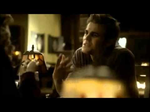 Stefan and Caroline// Anything Can Happen