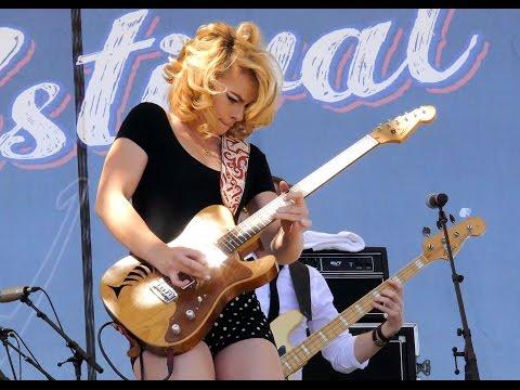 Samantha Fish 2017 04 08 St. Petersburg, Florida  - Tampa Bay Blues Festival - Full Show