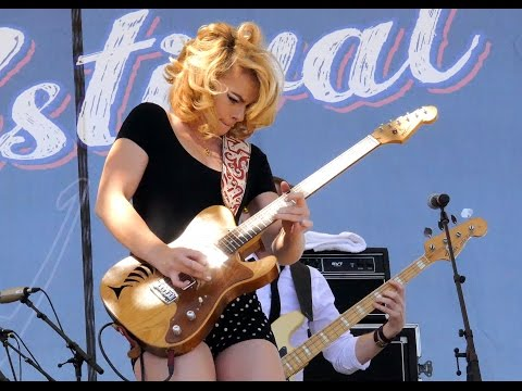 Samantha Fish 2017 04 08 St. Petersburg, Florida  - Full Show - Tampa Bay Blues Festival