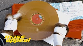 Meow The Jewels Vinyl Reveal
