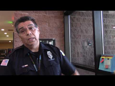 Avondale Courthouse security gets a free education part 1