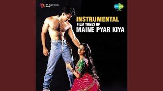 Aate Jaate Hanse Instrumental Maine Pyar Kiya