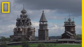These 18th Century Russian Churches Were Constructed Without Nails | National Geographic thumbnail