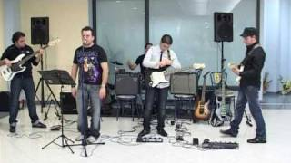 Pietro Coppola - Another Brick in The Wall (Part II) Cover Live