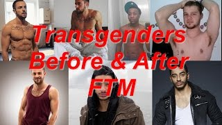 Top 10 FTM Transgender Before and After | TransSingle