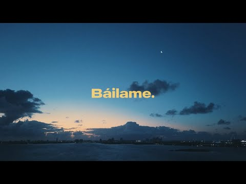 Danny Ocean - Báilame (Official Music Video)