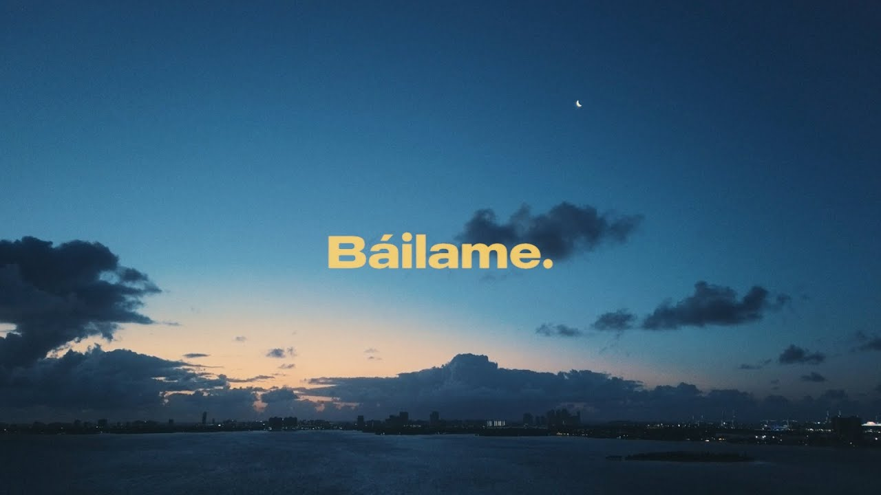 Danny Ocean - Báilame (Official Music Video)