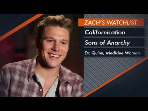Zach Roerig shares his favorite TV s on his Celebrity Watchlist