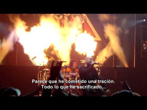 Disturbed  Overburdened Subtítulos Español