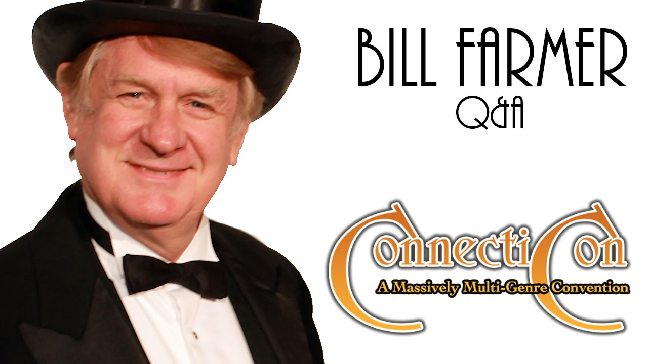 bill farmer behind the voice actors