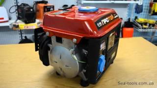 Бензиновий генератор Протон БГ-950