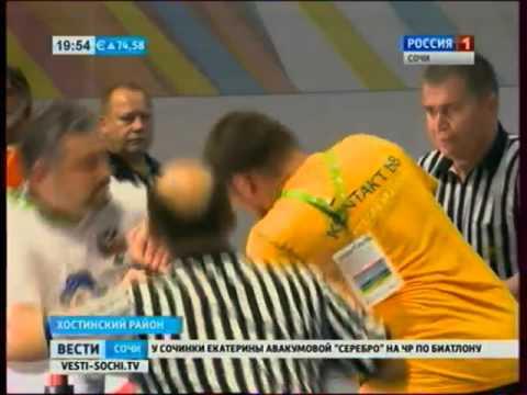 Паралимпийцы в Сочи начали борьбу за медали