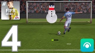 Video FIFA Mobile Soccer - Gameplay Walkthrough Part 4 - Christmas Freeze Live Events (iOS, Android) download MP3, 3GP, MP4, WEBM, AVI, FLV Desember 2017