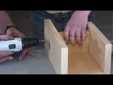 """Making a Bluebird Nesting Box"" by Owen Keys"