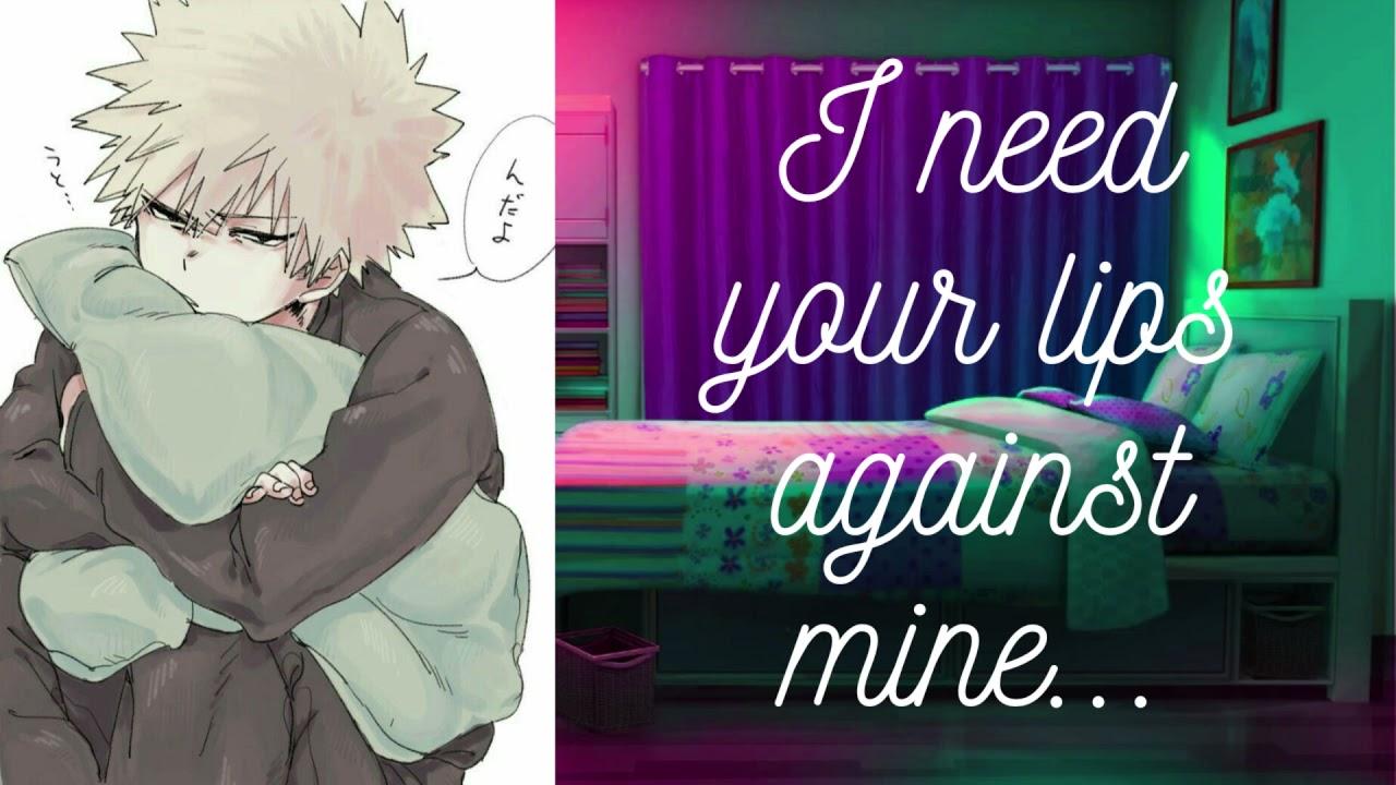 Download Bakugo X Listener - Bakugo Needs to Kiss You (My Hero Academia ASMR RP)