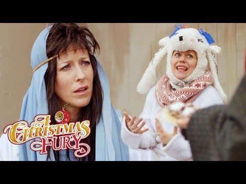 How Darlene handles awkward situations | A Christmas Fury Mp3