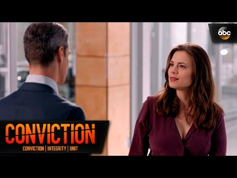 Hayes and Wallace Flirt - Conviction