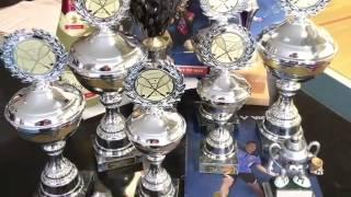 Die 1. Squash Club Berlin Saison 2014/2015