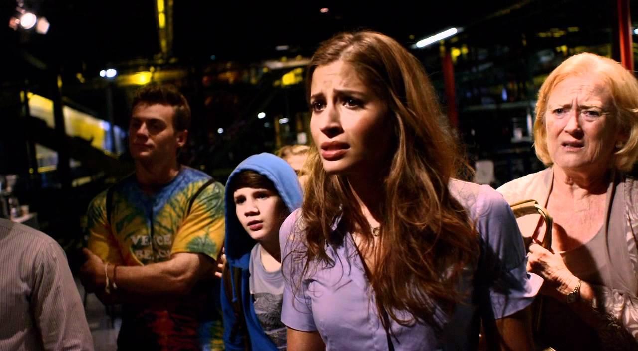 Quarantine 2: Terminal Movie Official Trailer 2011 HD