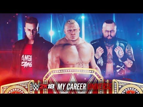 WWE. WWE: Brock Lesnar volvió para encarar a Seth Rollins, Enlaces, Imágenes, Videos y Tweets