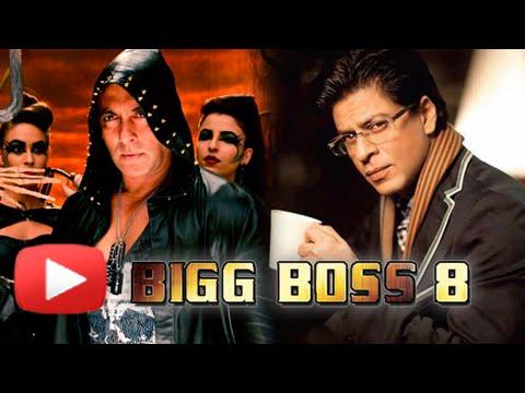 Salman Khan: Shah Rukh Khan Should Host Bigg Boss8!