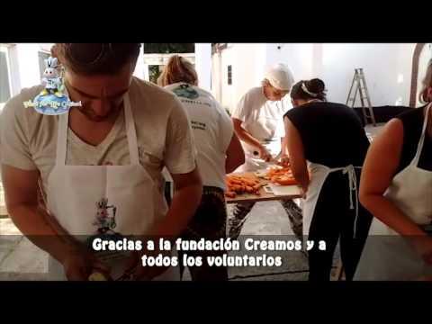 Food For Life en Córdoba + Fundación CREAMOS 16-02-2017