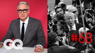 Why Won't the Press Ask Trump Anything? | The Resistance with Keith Olbermann | GQ