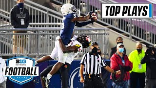 50 Of Penn State's Top Passing Plays Of The 2020 Season   Big Ten Football