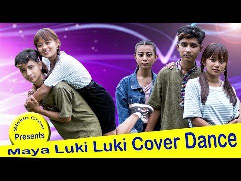 MAYA LUKI LUKI COVER DANCE | SISKIN SCHOOL NAWALPARASI | A TO Z ROYAL DANCE