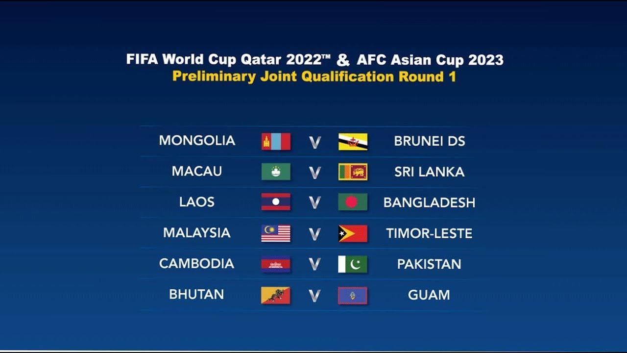 Sont toujours en course pour décrocher l'une des cinq places réservées à l'afrique en phase finale de la coupe du monde 2022. Groupe Coupe Du Monde 2022 / Mondial 2022 - Eliminatoires ...