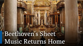 Beethoven's Sheet Music Returns Home | Beethoven: The Lost Music | Great Performances