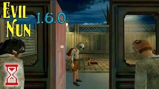 Улетели на воздушном шаре без мальчика-ремесленника   Evil Nun 1.6.0
