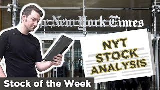 New York Times Stock (NYT) is Actually a Good Buy!