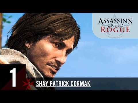 ASSASSIN'S CREED ROGUE ➥ Cap. 1▕▏Shay Patrick Cormak