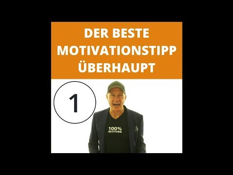 Motivation auf Knopfdruck - Mental-Tipp
