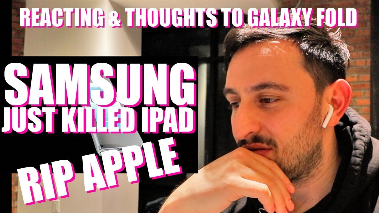 You can't handle the Samsung Galaxy Fold
