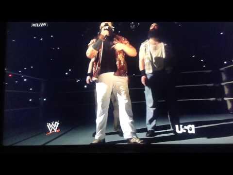Bray Wyatt Epic Promo to open WWE Monday...