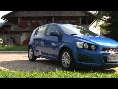 Chevrolet Aveo 2012 Test Drive Youtube