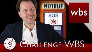 Challenge WBS: Darf ich am Steuer einen Notruf tätigen? | Rechtsanwalt Christian Solmecke