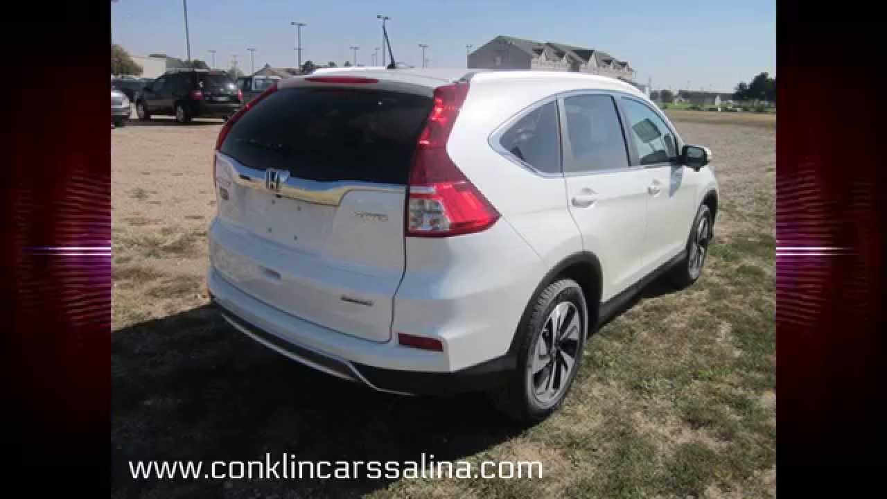 New 2016 Honda Cr V Conklin Cars Salina Ks Manhattan Ks Area