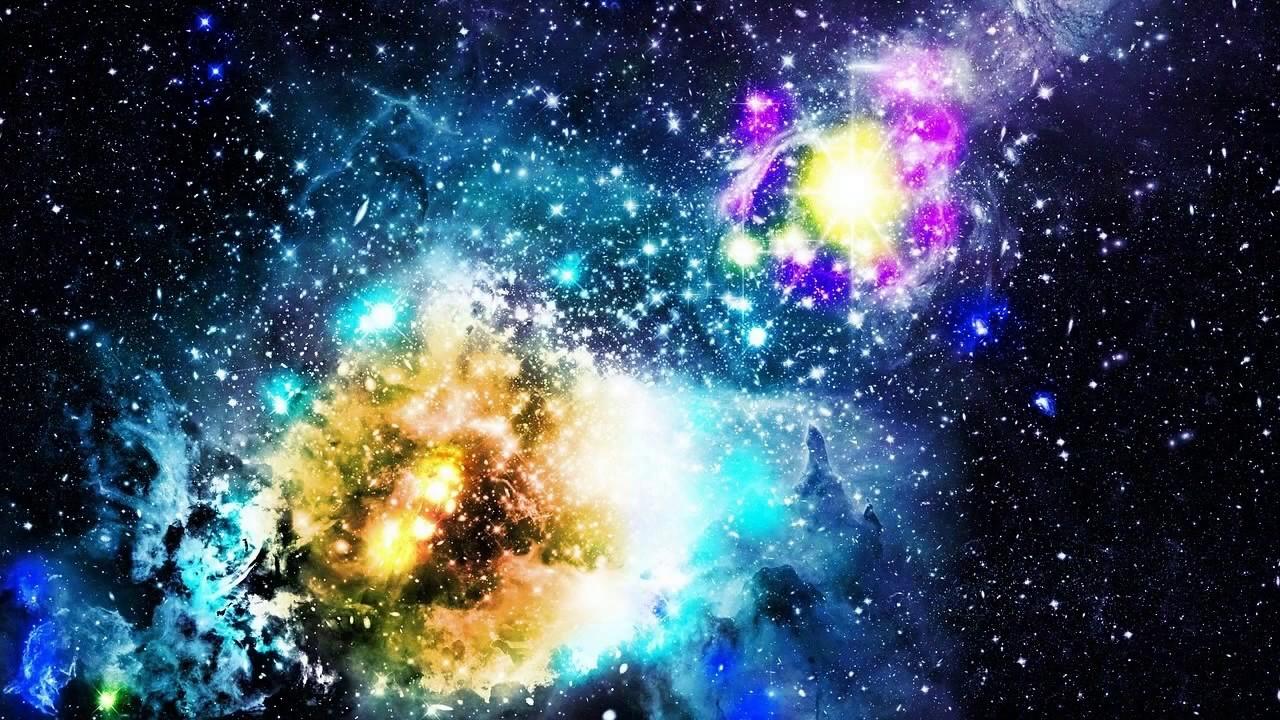 Galaxy HD Wallpaper - YouTube