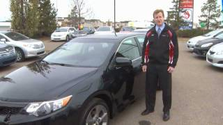 2012 Toyota Camry - Edmonton Pricing and Review