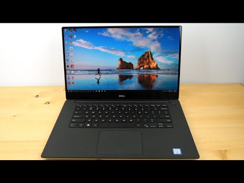 Dell XPS 15 Infinity (9550) Review