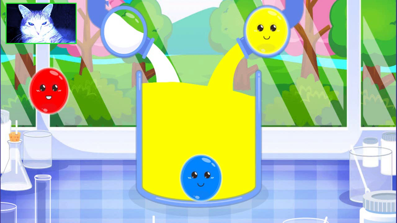 Learn colors mix colors Children\'s games English Learning - YouTube