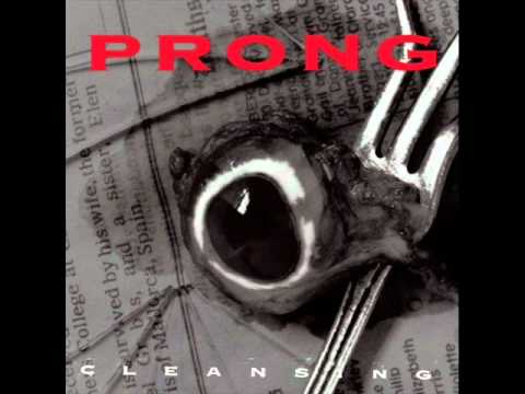 Prong - Snap Your Fingers, Snap Your Neck w/Lyrics