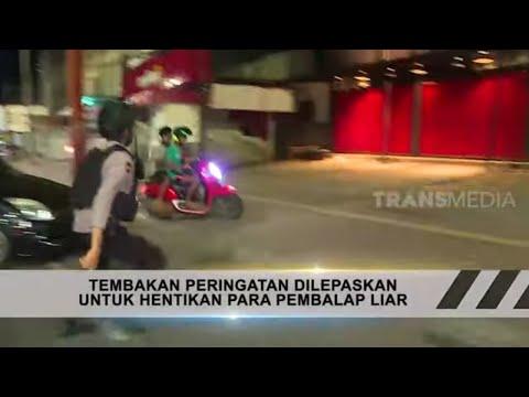 Tim Macan Bubarkan Balap Liar | THE POLICE (17/02/21) Part 4