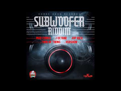 Sub Woofer RIDDIM mix [MAY 2014]  (Horse Shoe Records) mix by djeasy