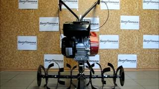видео Культиватор Caiman COMPACT 50S C