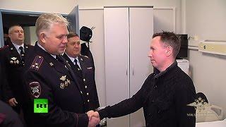 Спасший девушку из Москвы-реки инспектор ДПС рассказал о происшествии